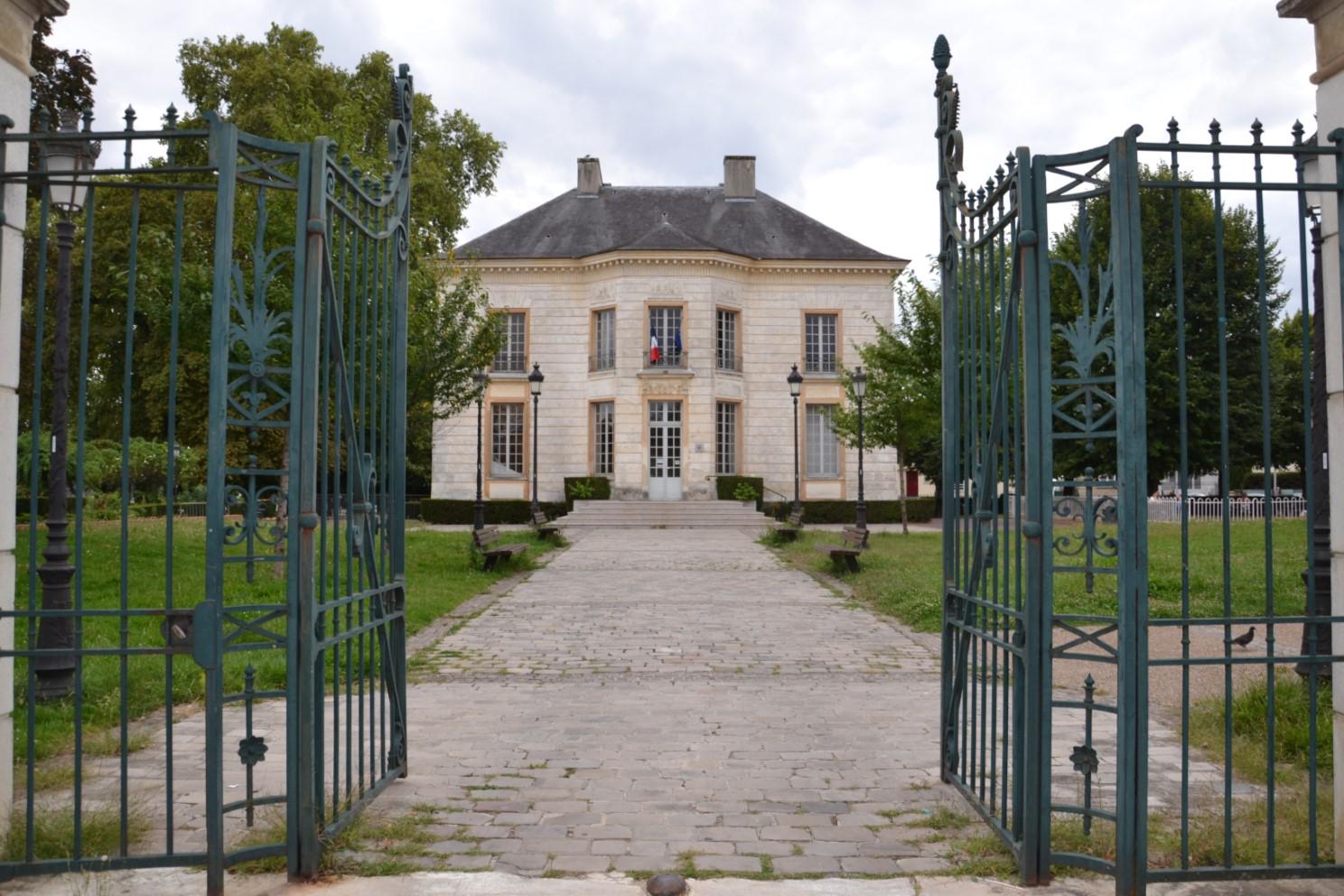 Hôtel de Mézières à Eaubonne