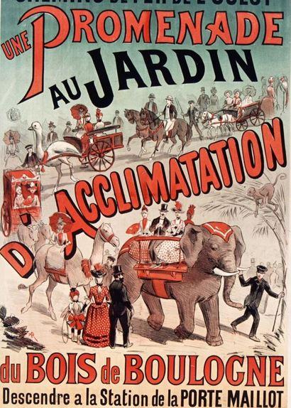 Jardin d'acclimatation - Paris