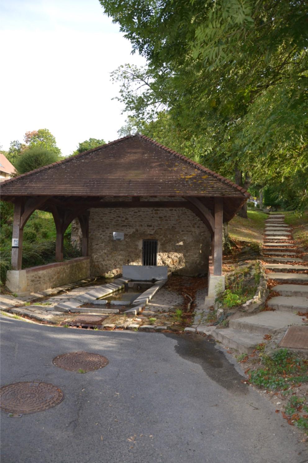 L'eauriette de Saint-Leu-la-Forêt