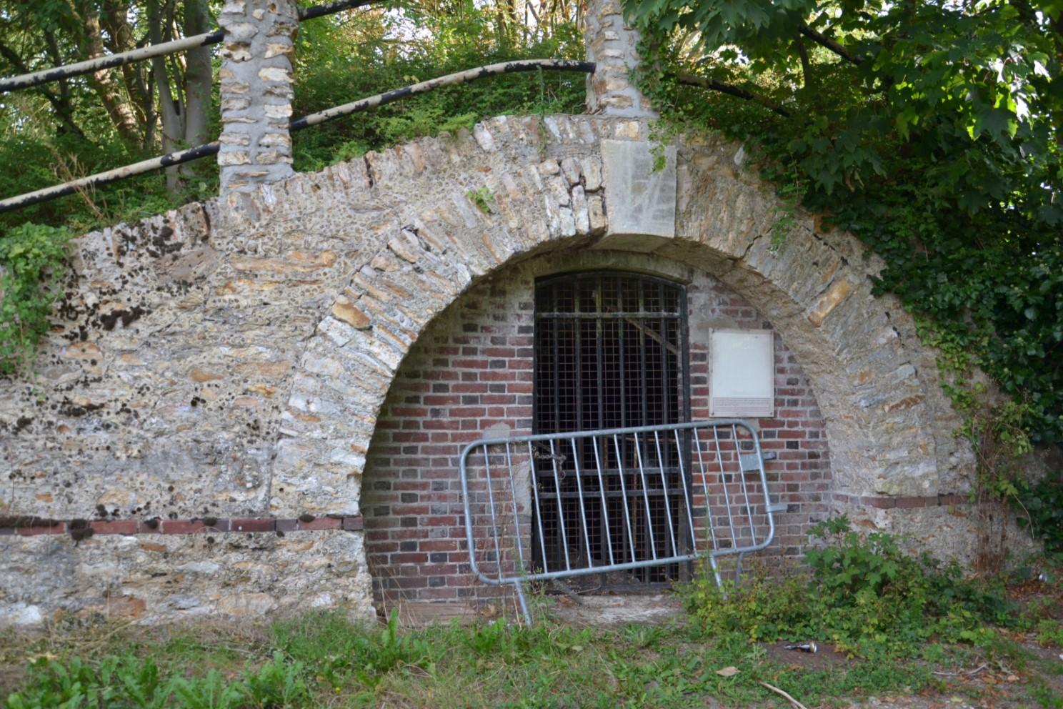 réservoir de Saint-Leu-la-Forêt