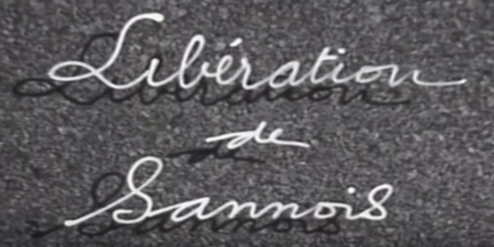 Liberation de Sannois 1944