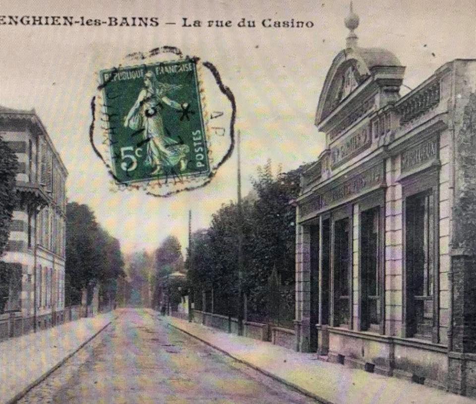 Distillerie Garnier à Enghien (collection Jean-Pierre Bousquet)