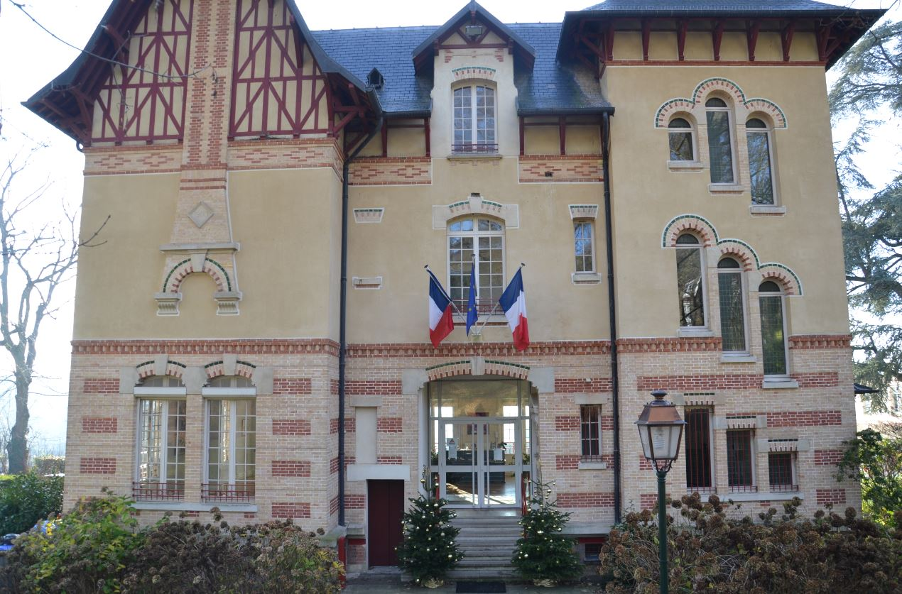 Mairie d'Andilly