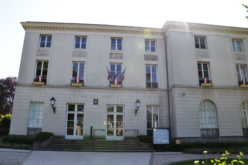 Mairie actuelle de Margency
