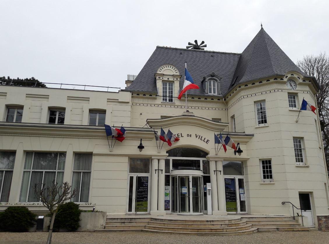 Mairie actuelle d'Ermont