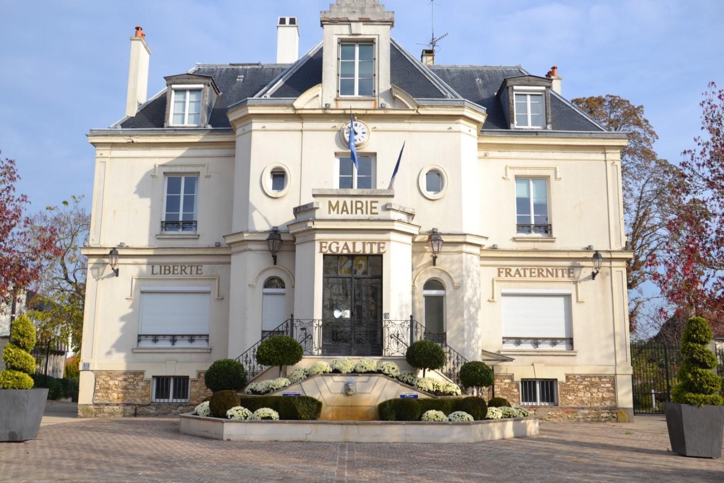 Actuelle mairie de Groslay