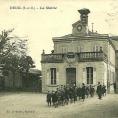 L'essor de Deuil-la-Barre a nécessité la construction d'une nouvelle mairie inaugurée en 1935.