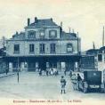 Arrivée du chemin de fer dans la Vallée de Montmorency: le destin chaotique de la gare d'Ermont-Eaubonne.