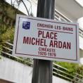 L'acteur et producteur de cinéma Michel Ardan était fier de sa ville d'Enghien !