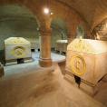 Visite commentée de la crypte impériale de Saint-Leu-la-Forêt