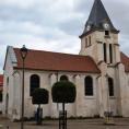 L'église Saint-Nicolas du Plessis-Bouchard, un édifice au destin chaotique.