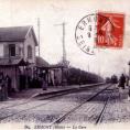 Arrivée du chemin de fer dans la Vallée de Montmorency:le projet fou du Baron Haussmann!
