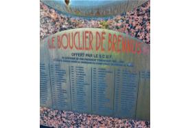 Le Bouclier de Brennus à jamais à… Franconville!