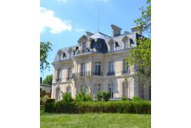 La Château de la Tuyolle à Taverny: son parc mérite le détour!