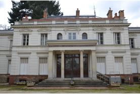 Le Château Philipson à Eaubonne: il a été dessiné par Nicolas Ledoux et habité par le poète Saint Lambert!