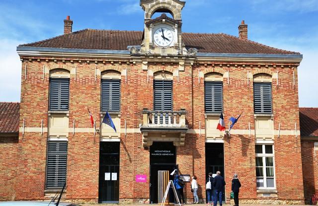 Médiathèque d'Eaubonne