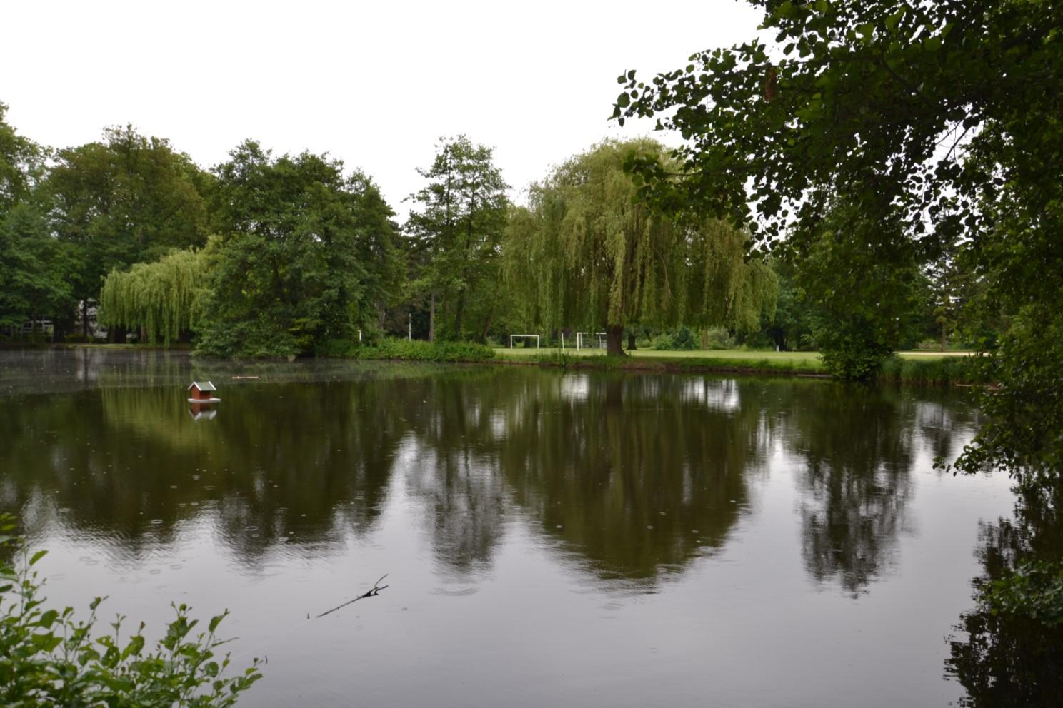 Parc de ND de Bury