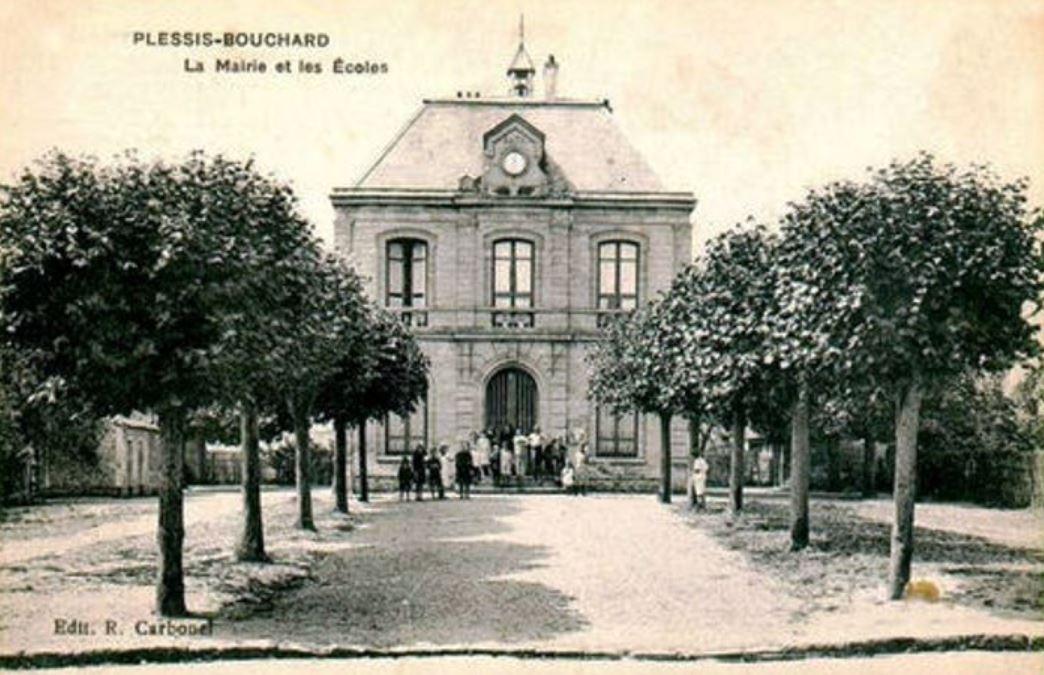 Plessis Bouchard - Mairie et Ecoles