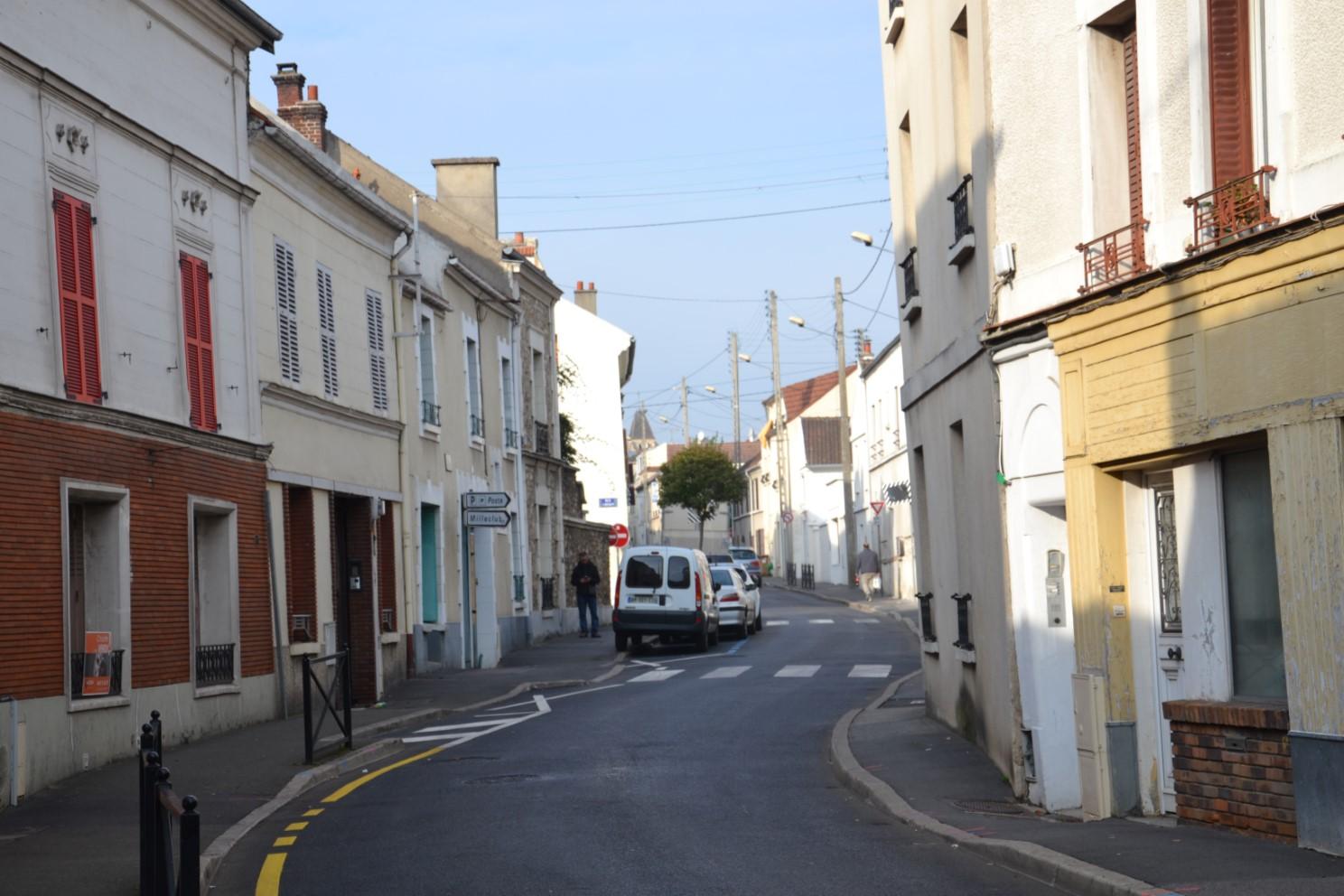 rue de Groslay