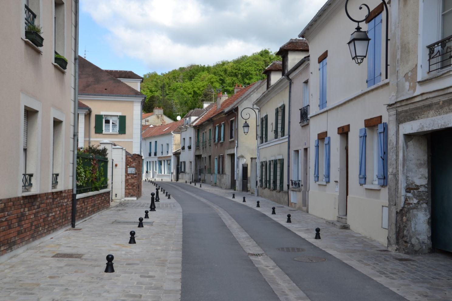 Saint-Prix Vieux Village