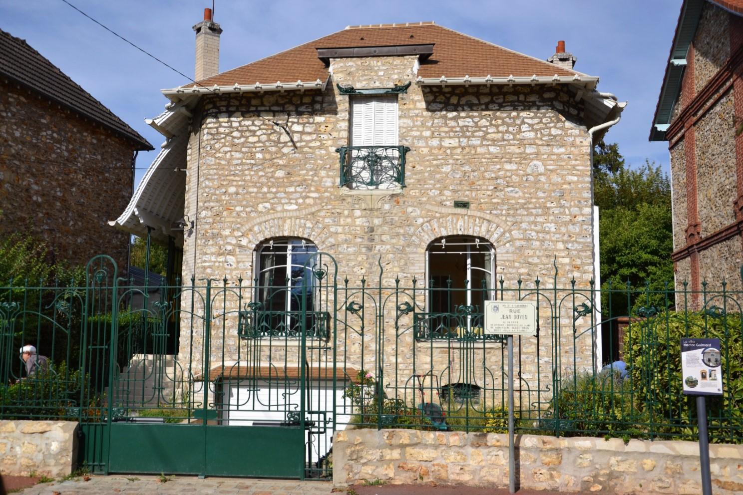 Villa Guimard à Eaubonne