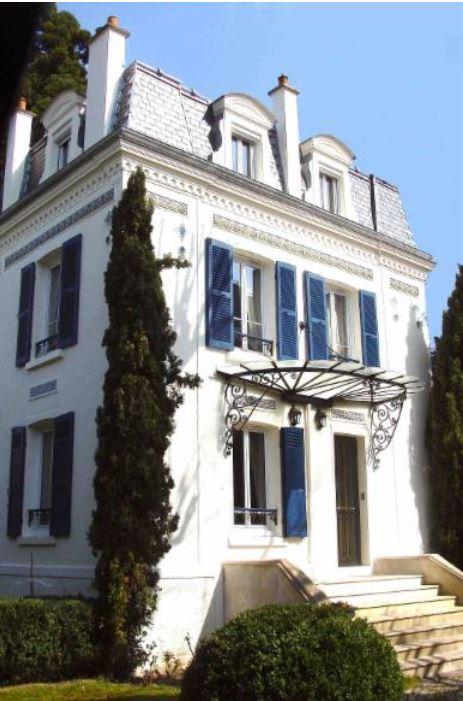 Villa où a habité Paul Eluard