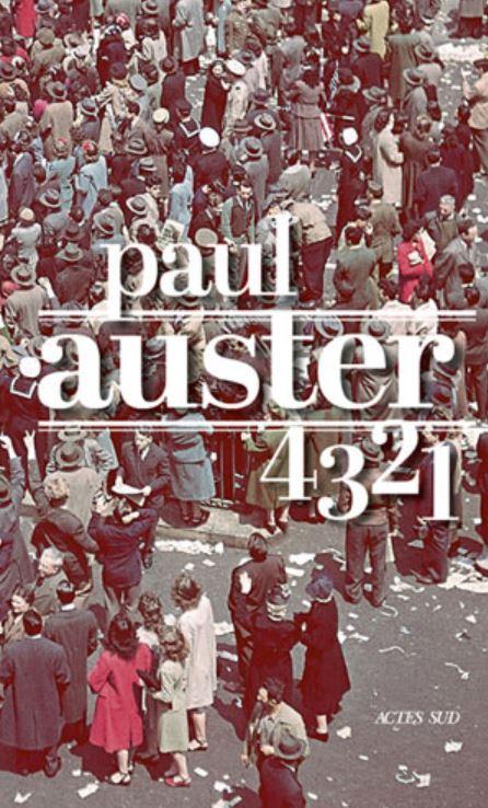 4321 de Paul Auster
