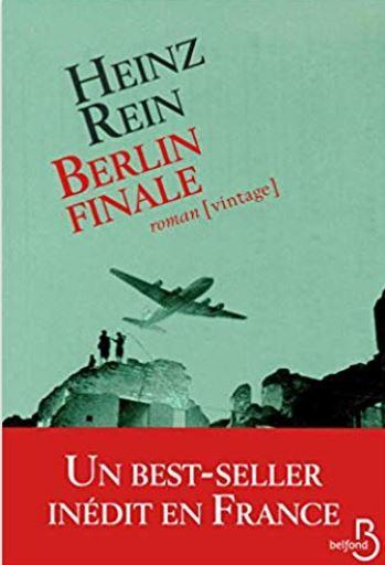 BERLIN FINALE de Heinz Rein