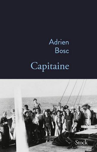 CAPITAINE de Adrien Bosc