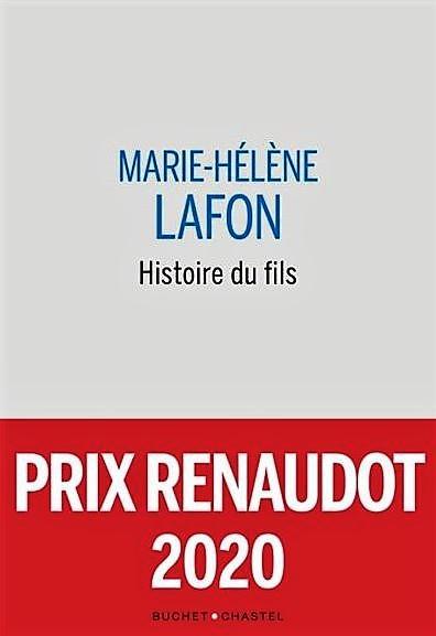 HISTOIRE DU FILS de Marie-Hélène Lafon