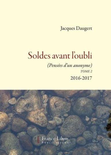 Livre de Jacques Daugert