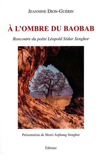 A L'OMBRE DU BAOBAB de Jeannine Dion-Guérin