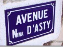 Avenue Nina d'Asty