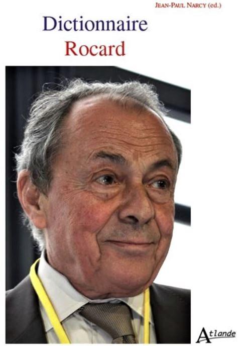 Dictionnaire Rocard de Jean-Paul narcy