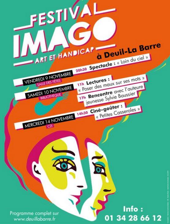 Festival IMAGO à Deuil-la-Barre