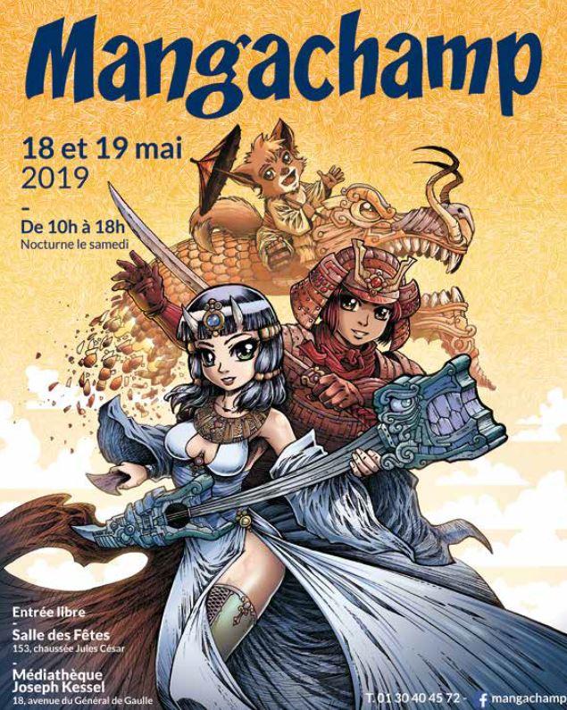 Mangachamp 2019