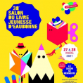 Le 38e édition du Salon du livre Jeunesse d'Eaubonne aura lieu, principalement en ligne…