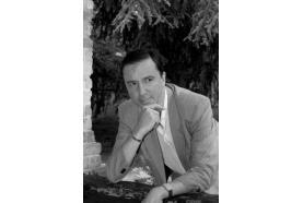 Stéphane Hilleret, écrivain ermontois, n'en revient toujours pas: ses trois livres sont édités en même temps !