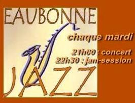 Eaubonne Jazz logo