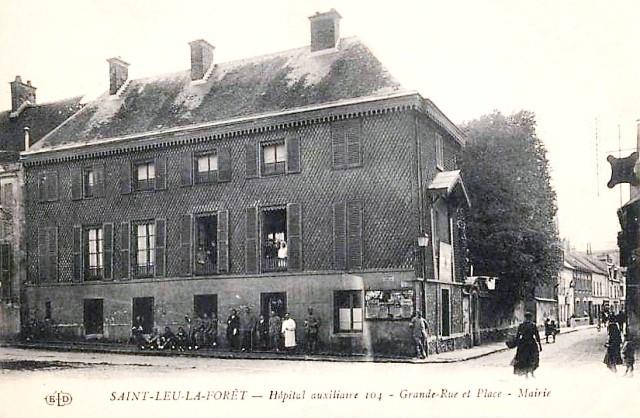 Maison consulaire de Saint-Leu-la-Forêt