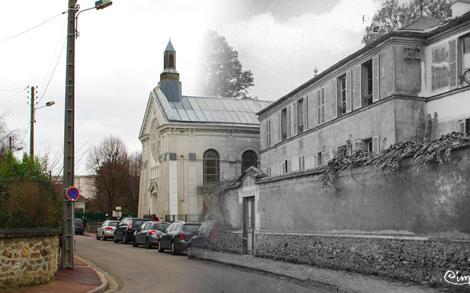 Chapelle de Cernay - Ermont