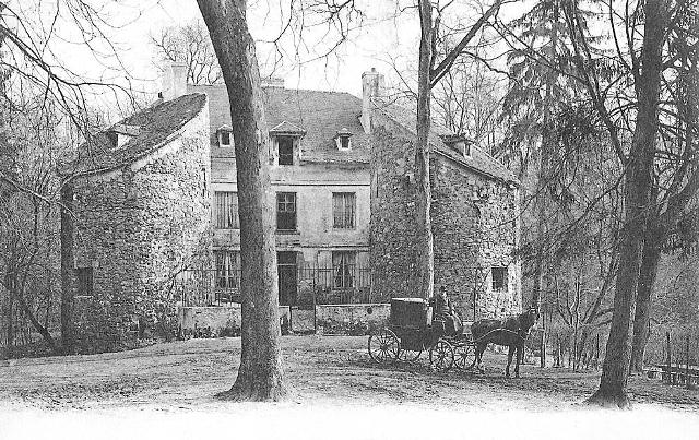 Photo du chateau de la chasse