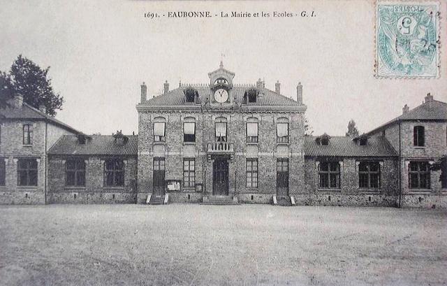 l'ancienne mairie-école d'Eaubonne