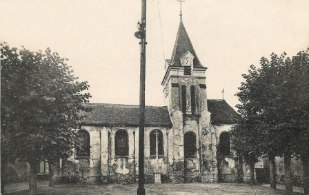 Eglise Saint-Nicolas du Plessis-Bouchard