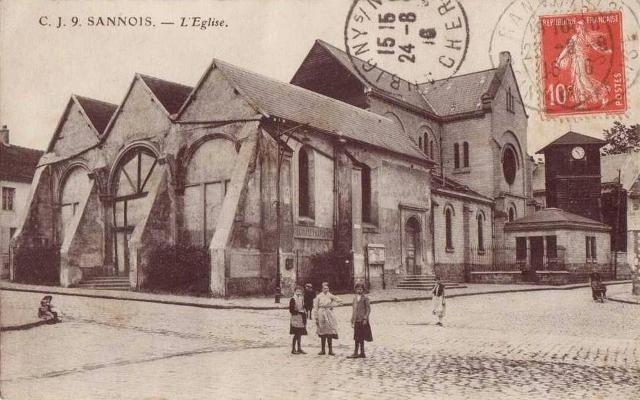 Eglise de Sannois