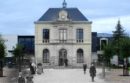 mairie du Plessis Bouchard