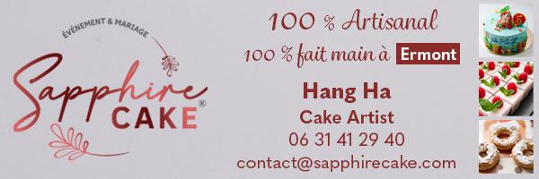Sapphire Cake
