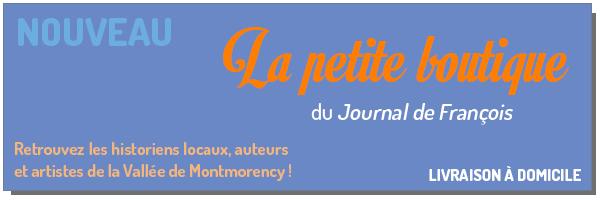 LA PETITE BOUTIQUE DU JOURNAL DE FRANCOIS