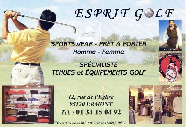 Esprit Golf (Ermont)
