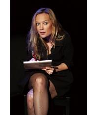 Tête d'affiche: Caroline Vigneaux sur scène à Eaubonne!